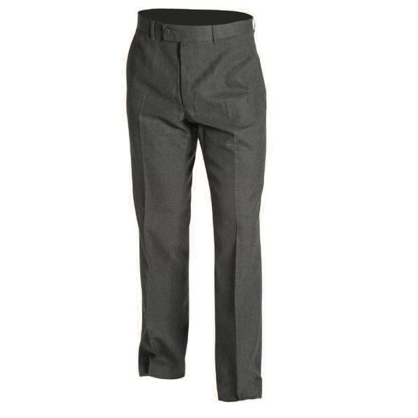 "Trousers Boys Reg Fit Grey (26"" waist)"
