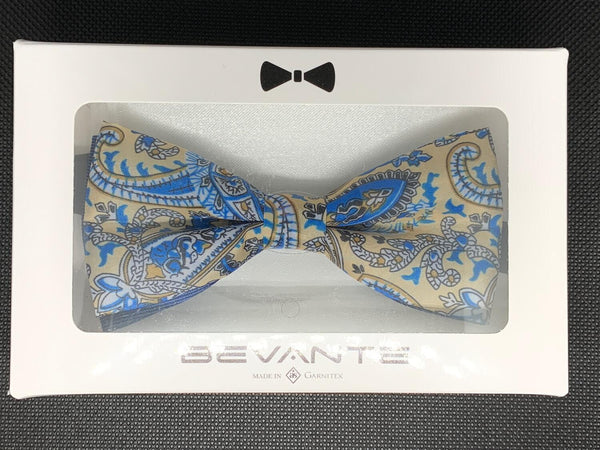 TBOW-25 Floral Bow Tie