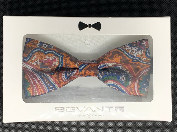 TBOW-38 Floral Bow Tie
