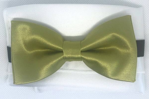 TBOW-6 Yellow Bow Tie