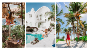 FULL TULUM PRESET PACK (MOBILE) - RECEIVE ALL 4 PRESETS TO EDIT ANY IMAGE!