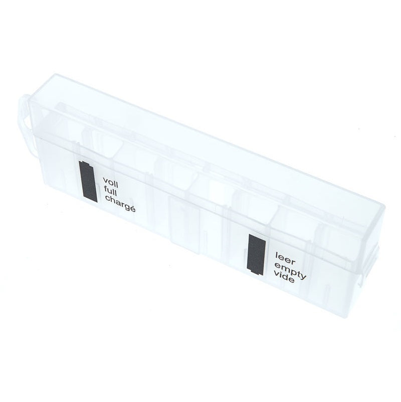 Fischer Battery Box for 8 AA Cells