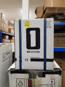 One Systems 103IM Black Speaker (Ex-Demo)