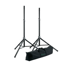 Load image into Gallery viewer, K&M 21449 Speaker Stand Package