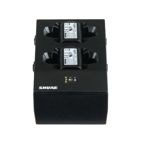 Shure SBC200 Dual Docking Recharging Station