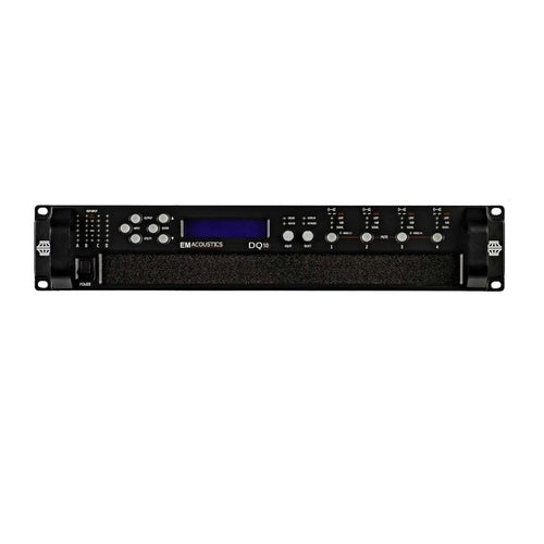 EM Acoustics DQ10 Advanced System Amplifier