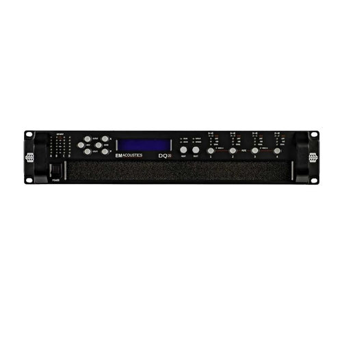 EM Acoustics DQ20 Advanced System Amplifier
