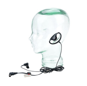 Clear-Com HS4-3 Earpiece and Lapel Microphone