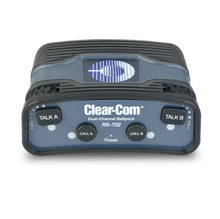 Load image into Gallery viewer, Clear-Com RS-702 Beltpack