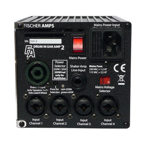 Fischer Amps Drum In-Ear Amp 2 Headphone Amplifier