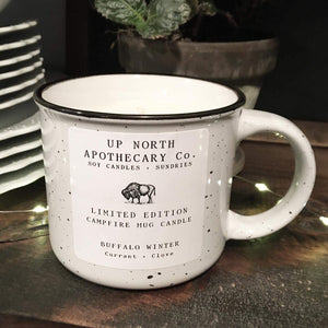Open image in slideshow, Overstock Holiday Mug Candles