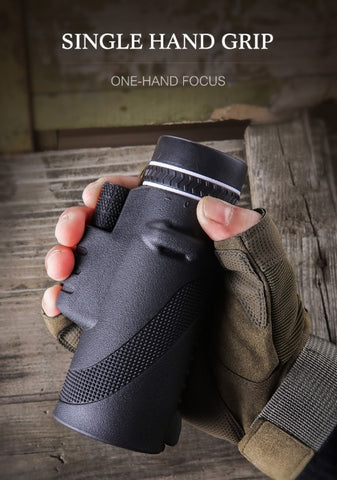 One Hand Focus feature