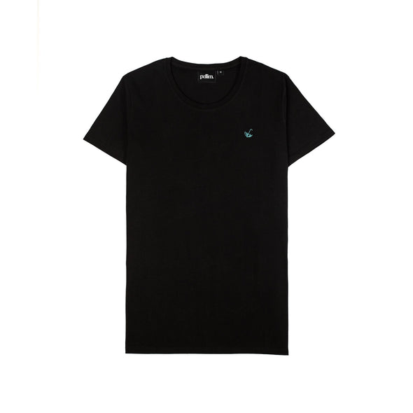 no bad days tee - black - pellim.