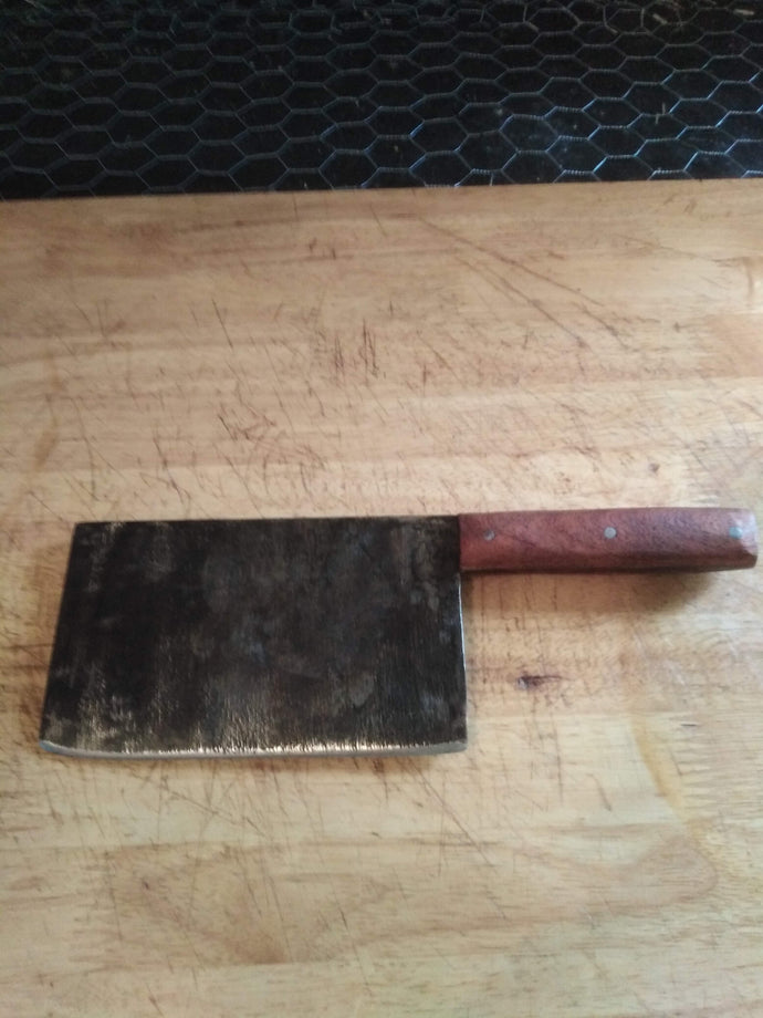 Leaf Spring Knife Butcher Knife Meat Cleaver 5160 steel