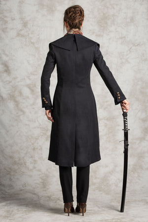 The Commander Coat