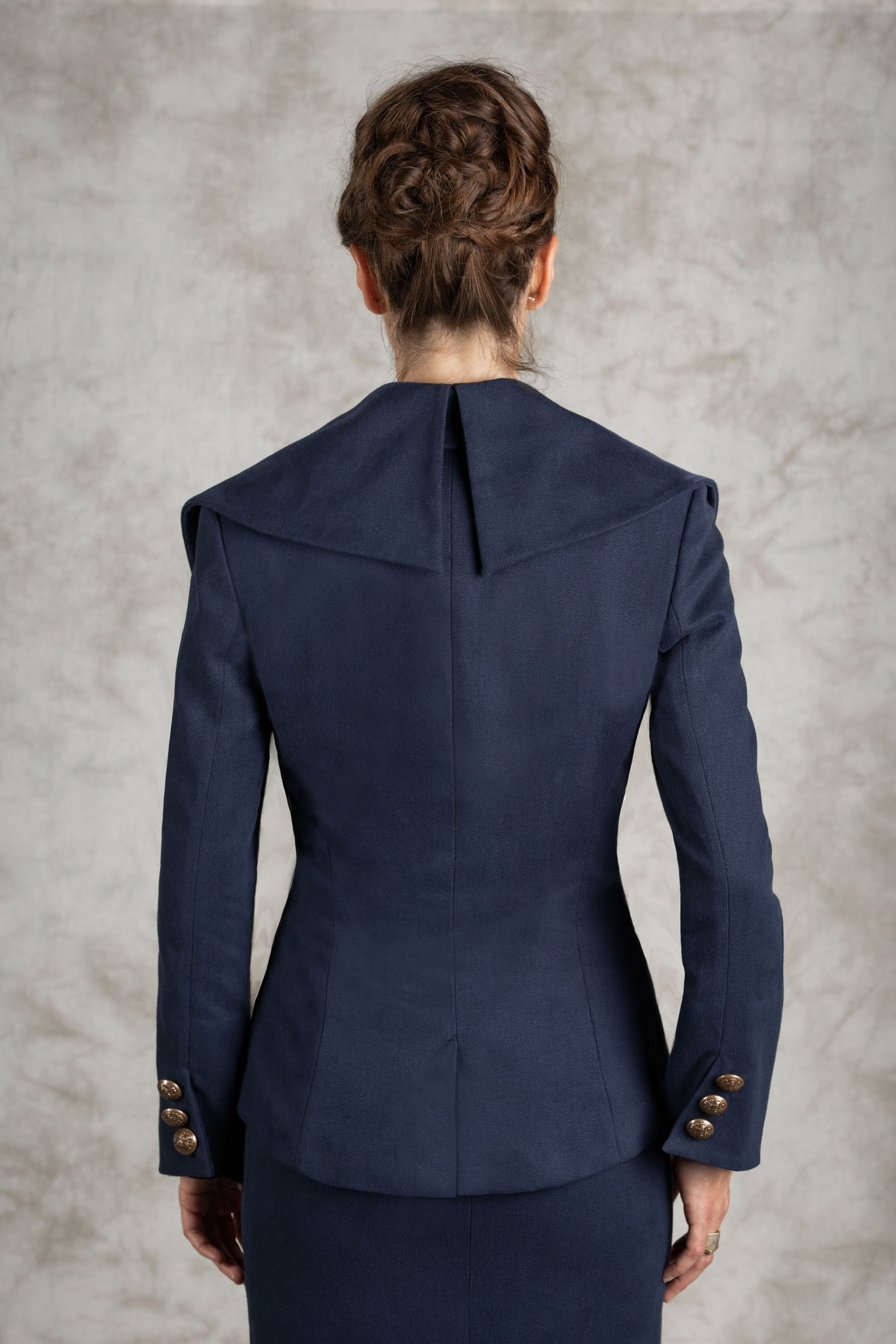 The Doyenne Jacket
