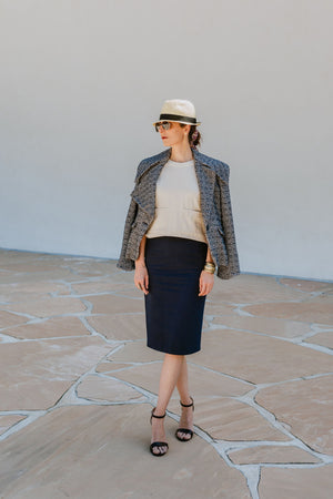 The Lady Tweed Jacket