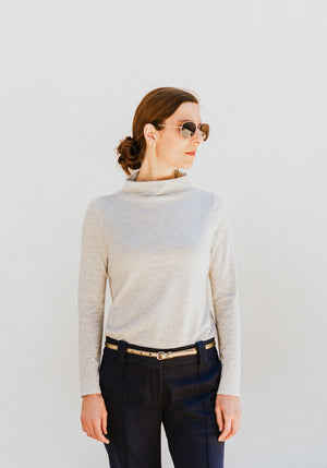The T-Neck Easy Fit Top