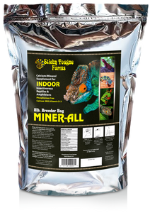 Sticky Tongue Farms - Premium Reptile Supplements