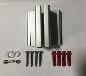 Aluminium Angle Bracket Kit - Back to Back