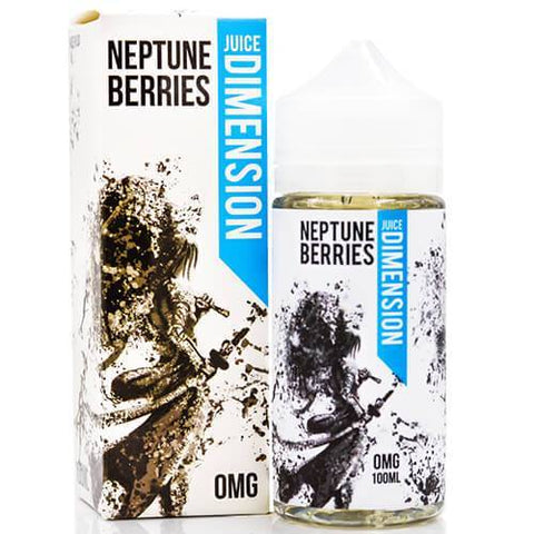 Juice Dimension eLiquid - Neptune Berries
