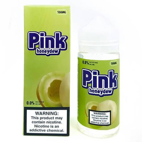 Royal Bishop eLiquid - PINK Honeydew Chew