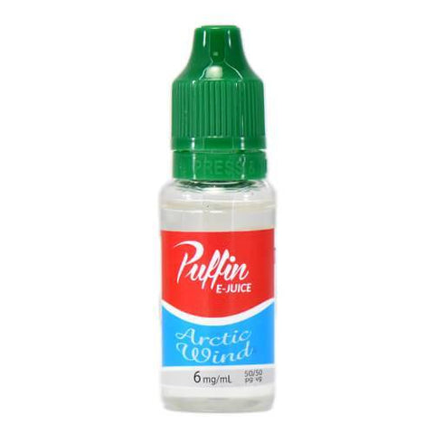 Puffin E-Juice - Arctic Wind