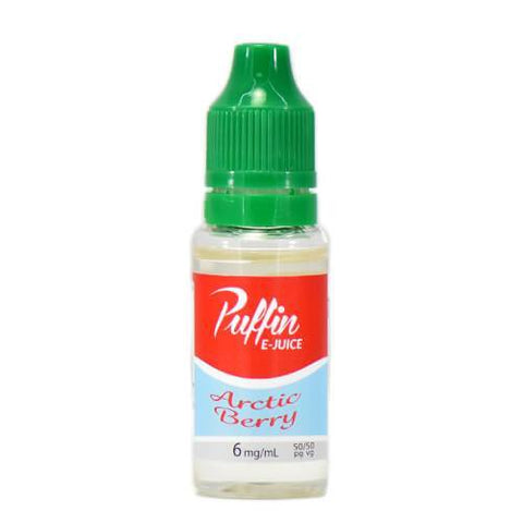 Puffin E-Juice - Arctic Berry