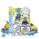 Sweet & Sour Eliquids On Ice - BlueBerry Lemon Swirl On Ice