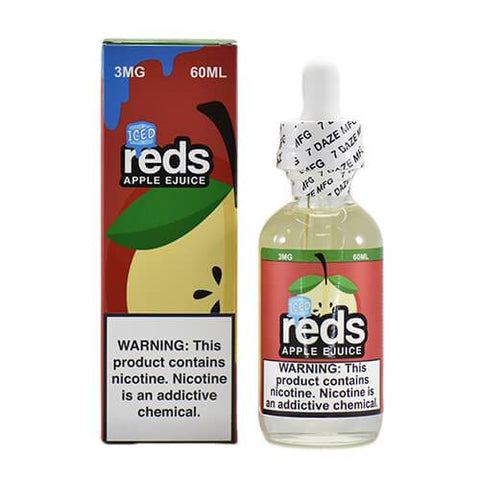 Reds Apple EJuice - Reds Apple ICED