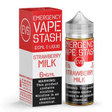 Emergency Vape Stash - Strawberry Milk