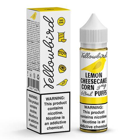 Bluebird Eliquid - Yellowbird