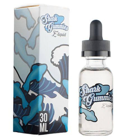 Shark Gummies E-Liquid - Blue