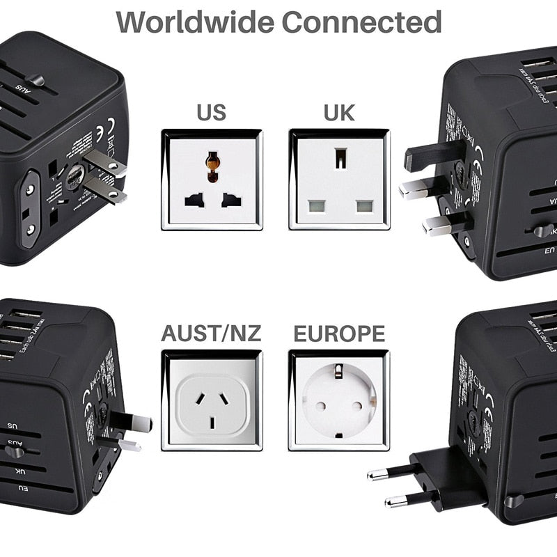 The Perfect Travel Adapter