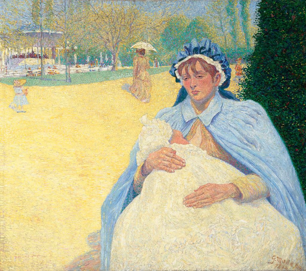 Rau's Greatest Masterpiece? A Park View by Georges Morren