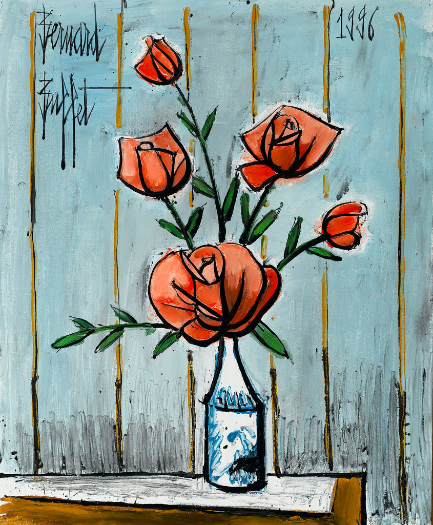 The Existentialist Art of Bernard Buffet