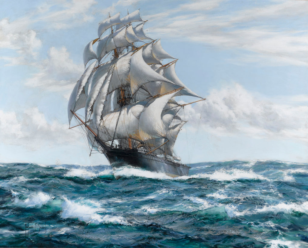 Montague Dawson: The Master of Maritime