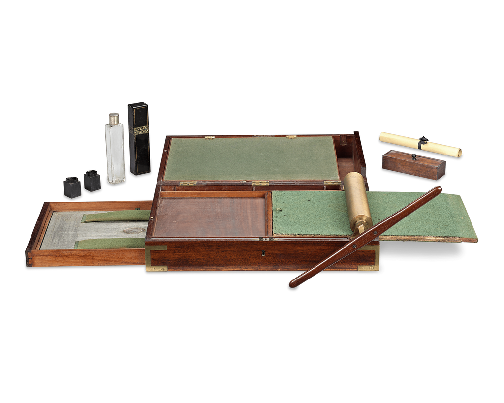 Portable Copying Machine by James Watt & Co. | M.S. Rau