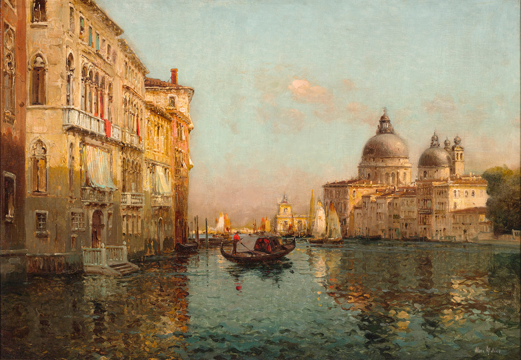 Antoine Bouvard: Master of the Venetian View