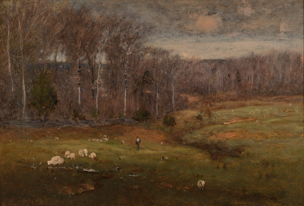 George Inness: American Landscape Painter