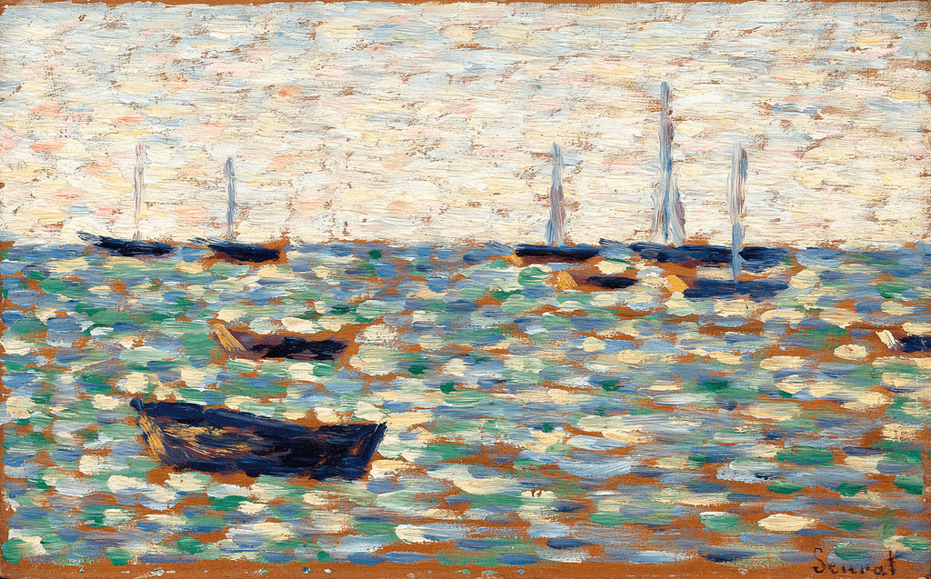 Georges Seurat: Pioneer of Pointillism