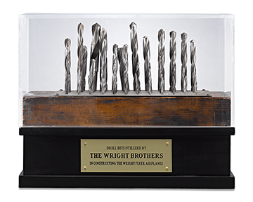 The Wright Brothers Flyer III Artifacts