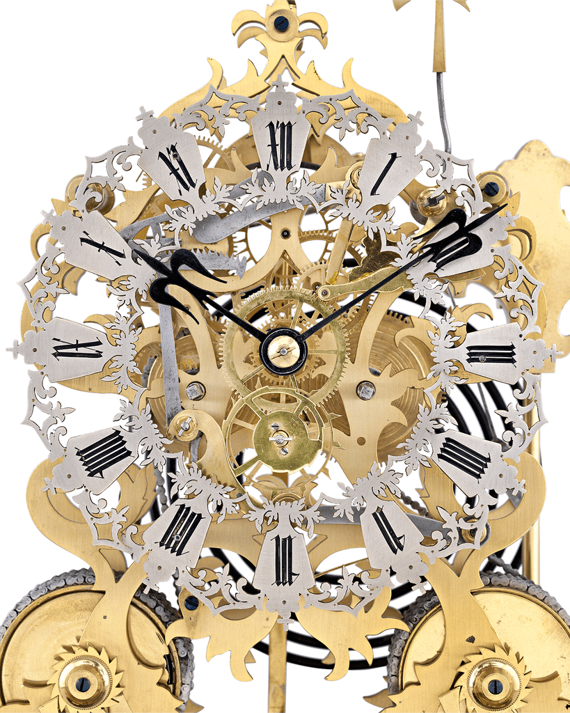 Inside Out: Delving into Skeleton Clocks