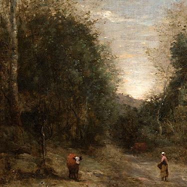 The Art of Landscape: Camille Corot