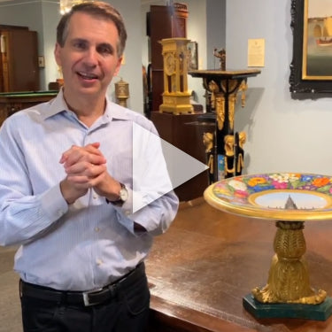 Expert Insights: The Papal Tazza by KPM