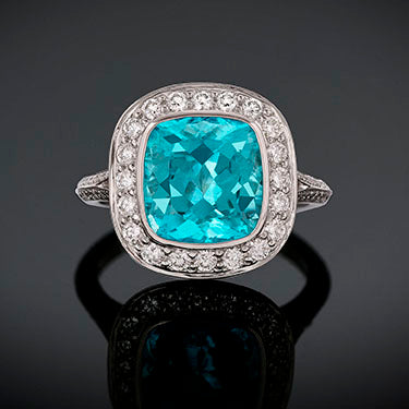 Treasures from Brazil: Paraiba Tourmalines