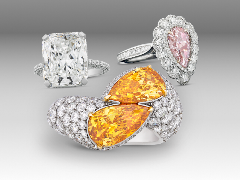 Find the Perfect Setting for Your Gemstone