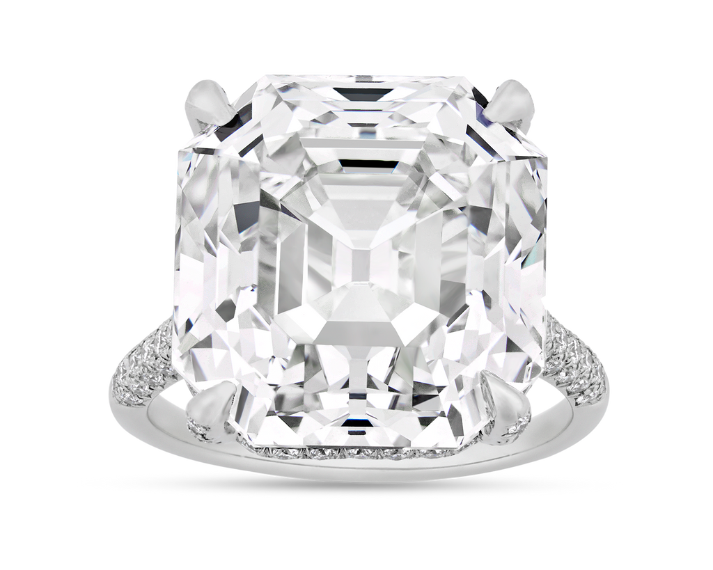 Eternal Classic: Why White Diamonds Will Never Go Out of Style
