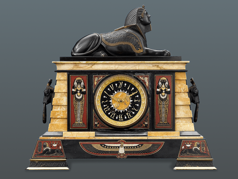 Monuments and Mummies: The Egyptian Revival Style