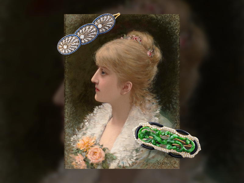A Guide to Antique Hair Accessories